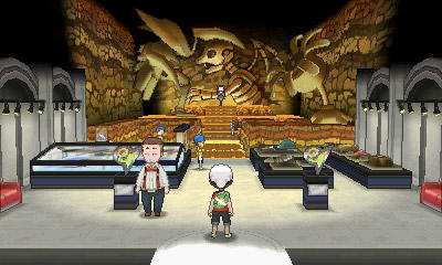 Pokémon Omega Ruby and Alpha Sapphire Screenshots