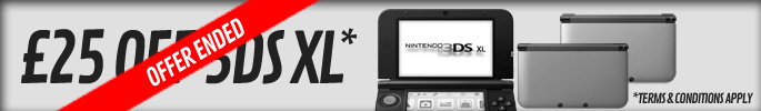 Nintendo 3DS XL Offer