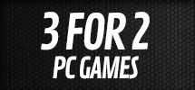 3 for 2 on Selected PC Games - at Game.co.uk