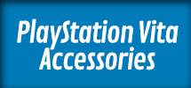 PS VITA Accessories - Buy Now at GAME.co.uk!