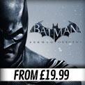 GAME Recommends - Batman Arkham Origins