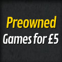 GAME Recommends - Preowned for £5
