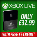 GAME Recommends - Xbox Live 12 Month Day One Edition Gold Membership
