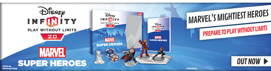 Disney Infinity 2.0 - Buy Now at GAME.co.uk!