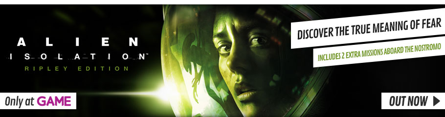 Alien Isolation - Preorder Now at GAME.co.uk!