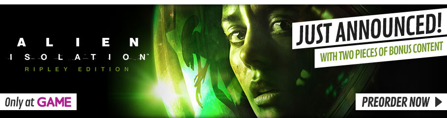 Alien Isolation Ripley Edition, only at GAME! - Preorder Now at GAME.co.uk!