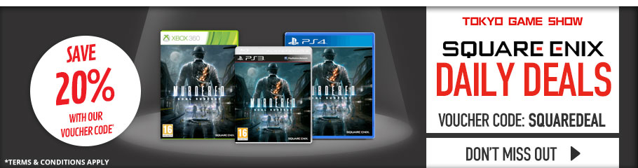 Tokyo Games Show  Daily Deals - Buy Now at GAME.co.uk!