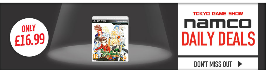 Namco Daily Deals - Buy Now at GAME.co.uk!