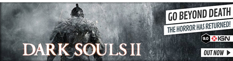 Dark Souls II - Preorder Now at GAME.co.uk