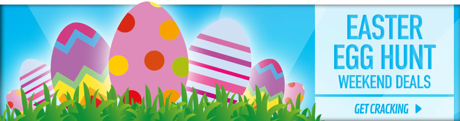 Easter Egg Hunt -  Buy Now at GAME.co.uk!