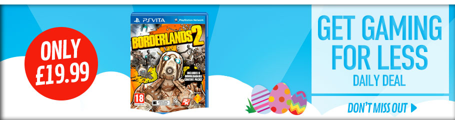 Borderlands 2 - Get Gaming for Less - Buy Now at GAME.co.uk!