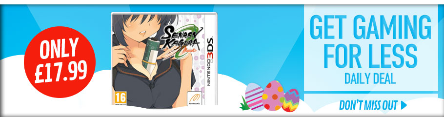 Senran Kagura Burst - Buy Now at GAME.co.uk!