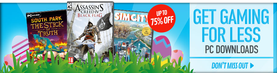 PCDL Easter Deals 2 - Buy Now at GAME.co.uk