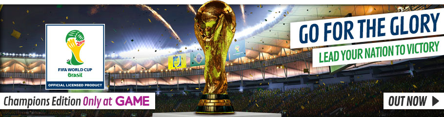 FIFA World Cup - Buy Now at GAME.co.uk!
