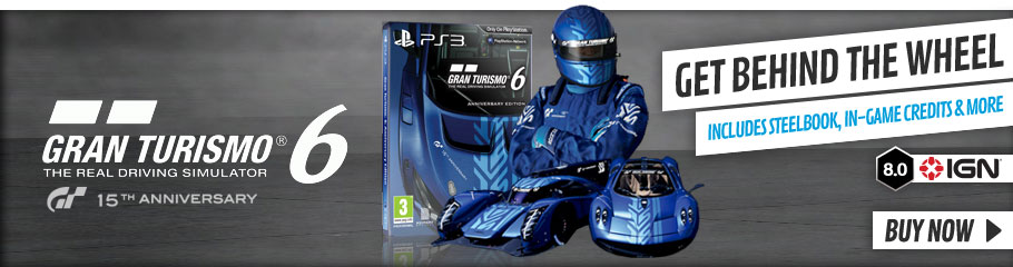 Gran Turismo 6 - Buy Now at GAME.co.uk!