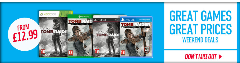 Bafta Nominated Games - Buy Now at GAME.co.uk!