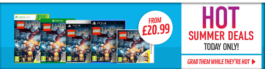 Hot Summer Deals - Buy Now at GAME.co.uk!