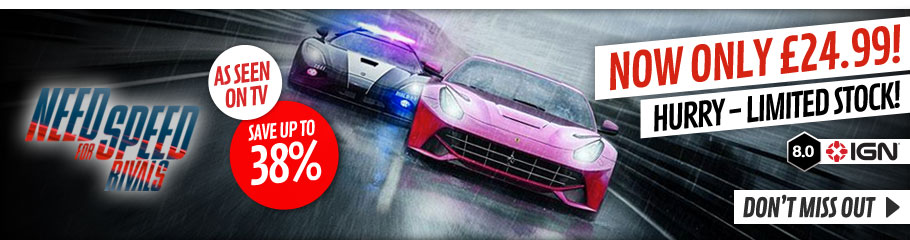 Need for Speed - Buy Now at GAME.co.uk!
