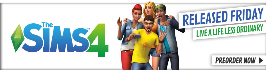 The Sims 4  - Preorder Now at GAME.co.uk!