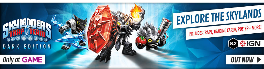 Skylanders Trap Team - Out Now at GAME.co.uk!