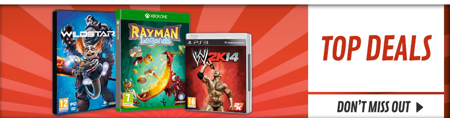Top Deals - Buy Now at GAME.co.uk!