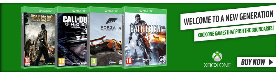 Xbox One Games - Buy Now at GAME.co.uk!