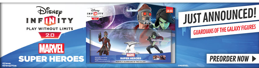Disney Infinity 2.0 - Preorder Now at GAME.co.uk!