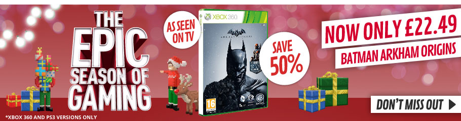 TV Deal - Find Out More at GAME.co.uk!