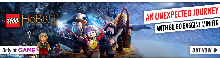 Lego The Hobbit - Buy Now at GAME.co.uk