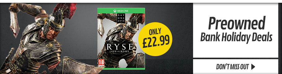 Preowned Bank Holiday Deals  - Buy Now at GAME.co.uk!