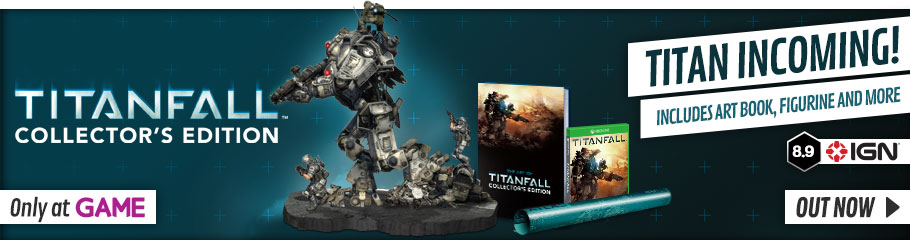 Titanfall Collector's Edition  - Buy Now at GAME.co.uk!