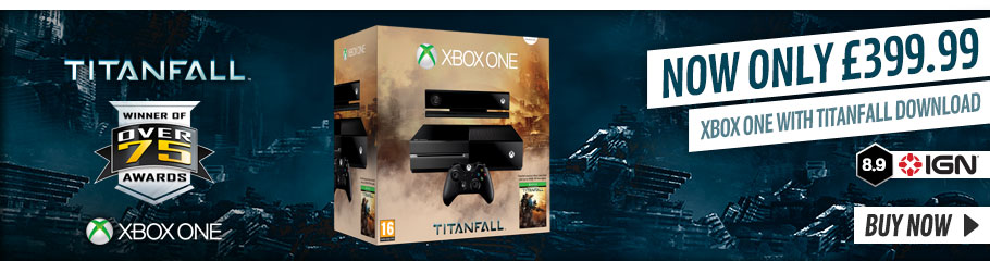 Titanfall Hardware - Buy Now at GAME.co.uk!