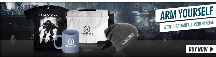 Titanfall Merchandise - Find Out More at GAME.co.uk!