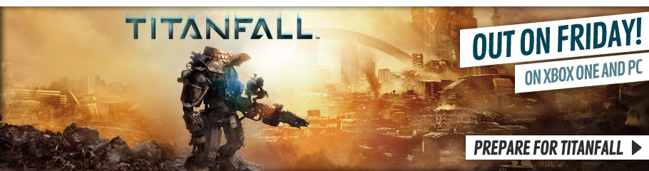 Titanfall - Preorder Now at GAME.co.uk!
