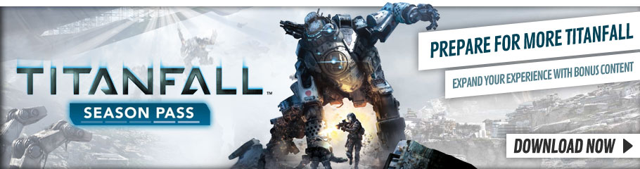 Titanfall Season Pass - Download Now at GAME.co.uk!