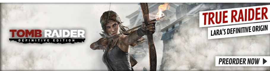 Tomb Raider Definitive Edition - Preorder at GAME.co.uk