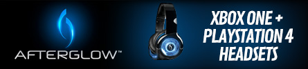 Afterglow Headsets - at GAME.co.uk