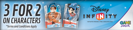 Disney Infinity 3 for 2 - at GAME.co.uk