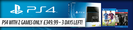 Playstation 4 Consoles - at GAME.co.uk!
