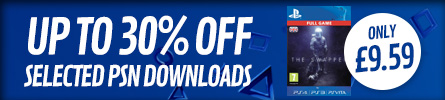 Up to 30% Off Selected PSN Downloads - at GAME.co.uk