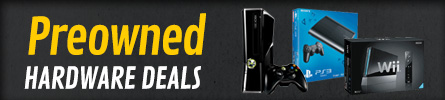 Preowned Hardware - at GAME.co.uk!