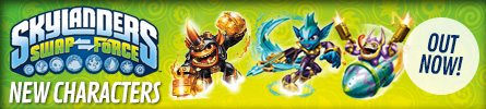 Skylanders New Characters - OUT NOW - at GAME.co.uk!