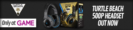 Turtle Beach 500 P Headset