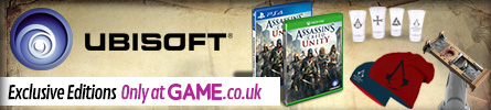 Ubisoft Exclusive Editions - Only at GAME.co.uk