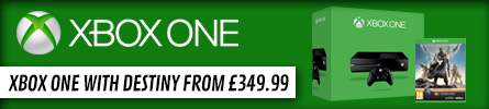 Xbox One Bundles with Double Reward Points - at GAME.co.uk!