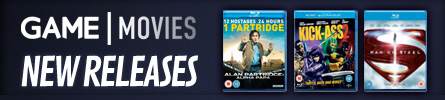Movie New Releases - Buy Now at GAME.co.uk!