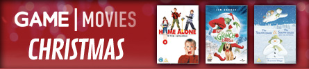 Christmas Movies - Buy Now at GAME.co.uk!