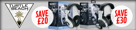 Turtle Beach Call of Duty Headsets - at GAME.co.uk!