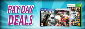 Pay Day Deals - at GAME.co.uk!