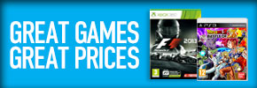 Great Games Great Prices BAFTA Award Winning Games - at GAME.co.uk!